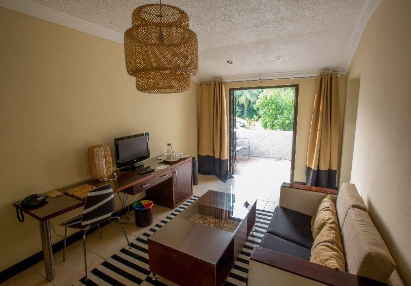 Junior suite, Omali, Sao Tome