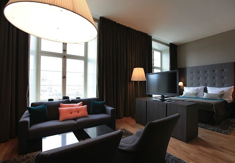 Deluxe room, Clarion Hotel Post, Gothenburg