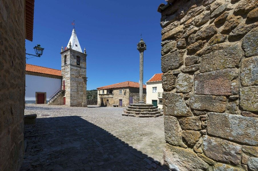 Historical village of Castelo Mendo