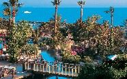 Tropical gardens, Annabelle, Paphos, Cyprus