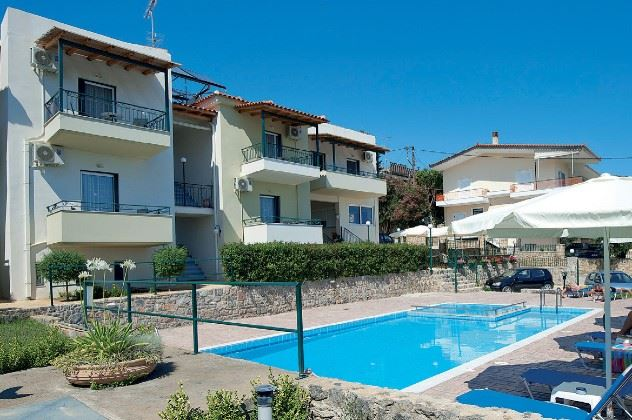 Fotis Apartments, Finikounda, South Peloponnese