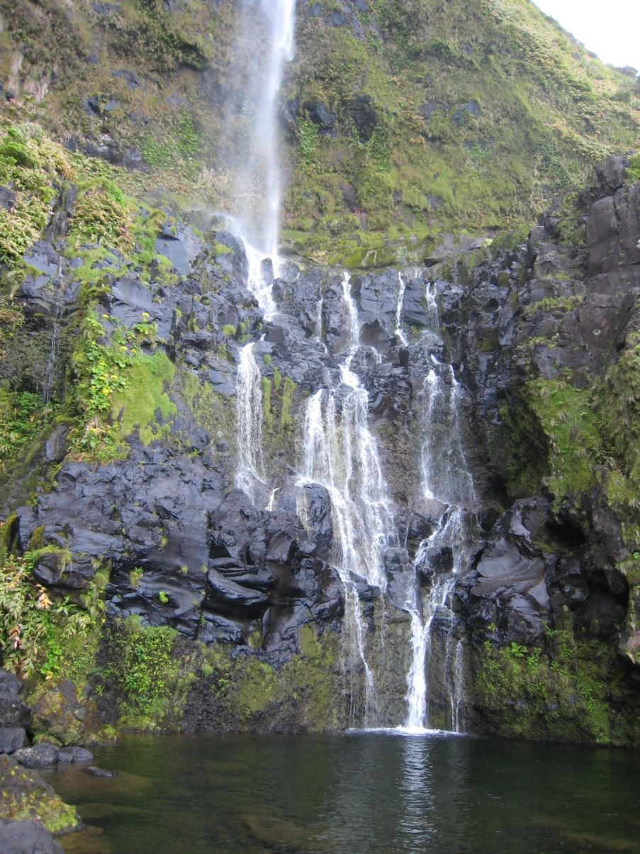 Waterfalls, Flores, The Azores