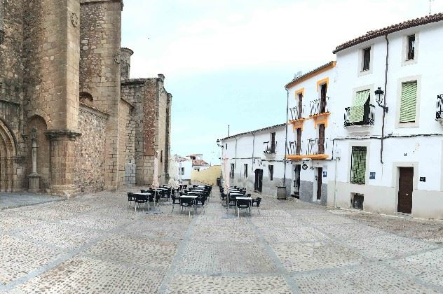 Beholiday Santiago Apartments, Caceres, Extremadura