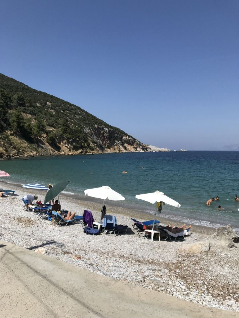 Glifoneri beach, Skopelos, Greece