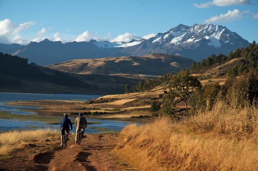 Rio Sagrado, The Sacred Valley