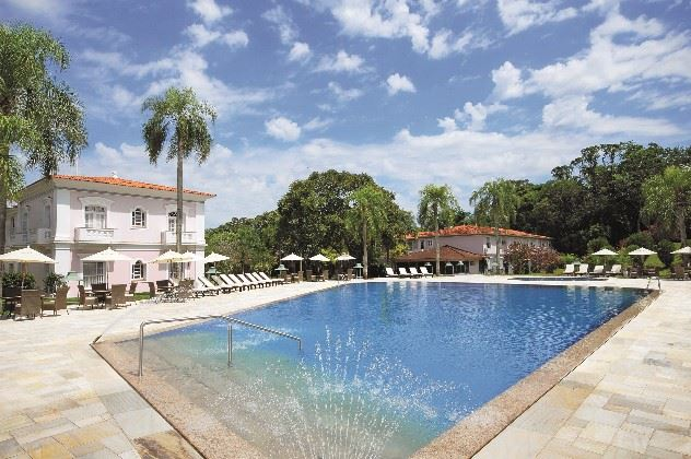 Swimming Pool , Belmond Hotel das Cataratas, Iguacu Falls National Park