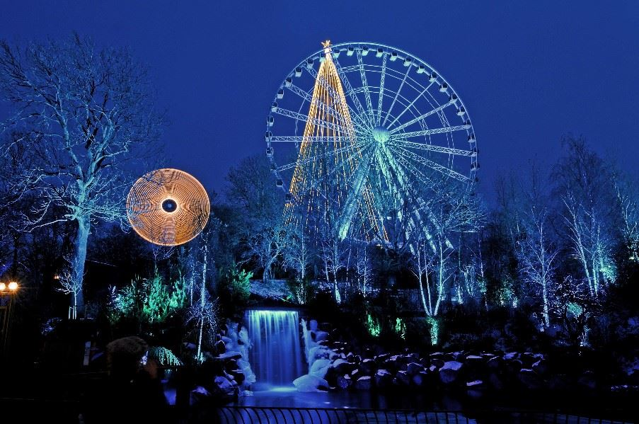 Liseberg Amusement Park, Gothenburg and The West Coast