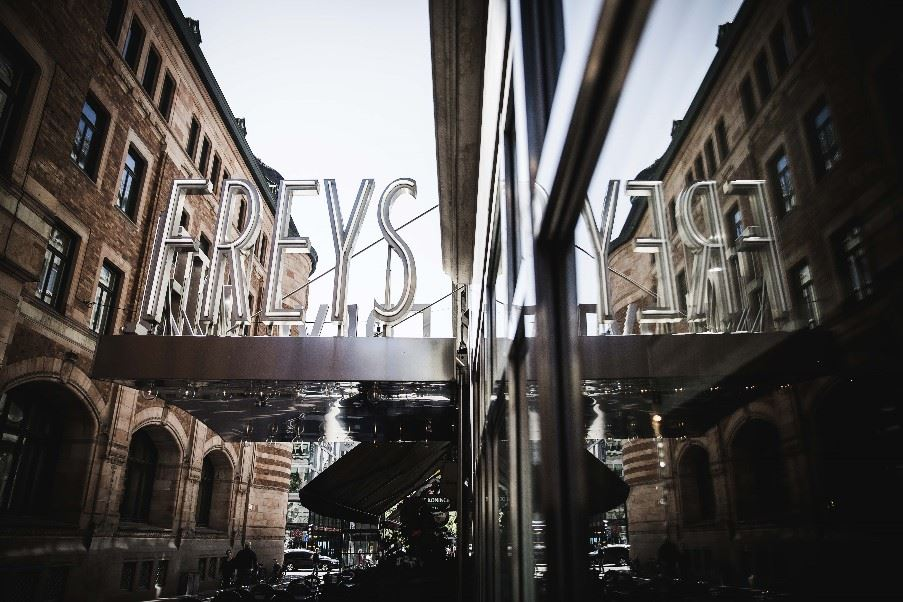 Freys Hotel, Stockholm and surrounding countryside