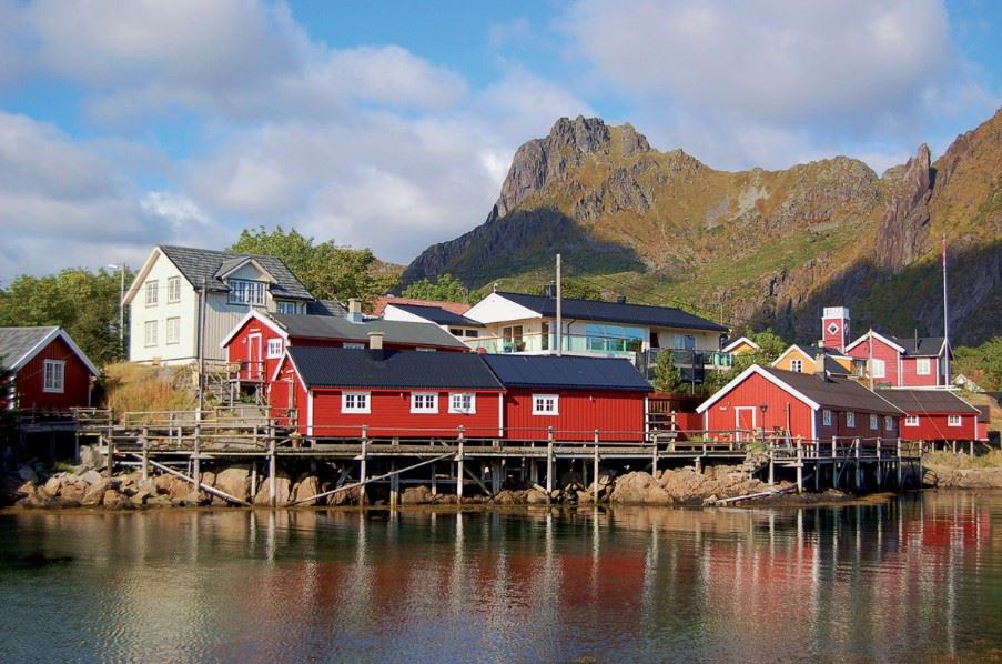 Svinoya Rorbuer, The Lofoten Islands
