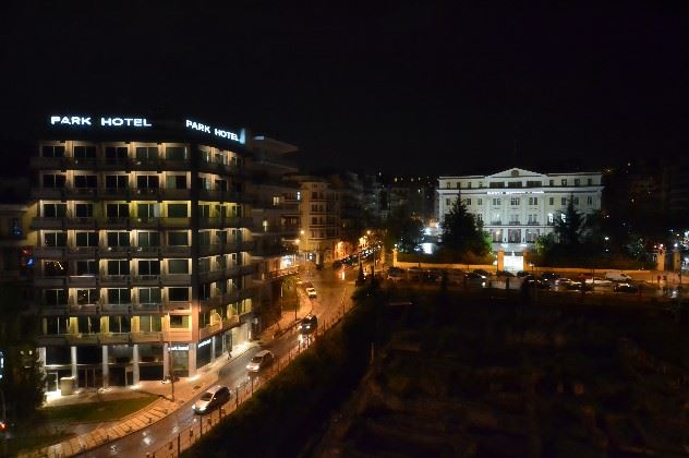 The Park Hotel, Thessaloniki