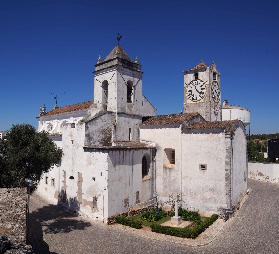 Santa Maria do Castelo, Portugal