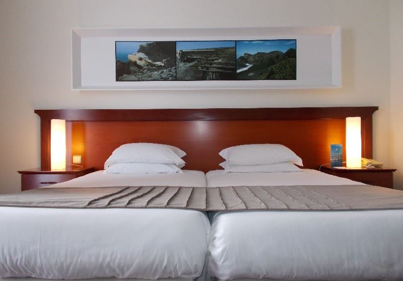 Executive room with balcony and garden view, Azoris Faial Garden Hotel, Horta, the Azores