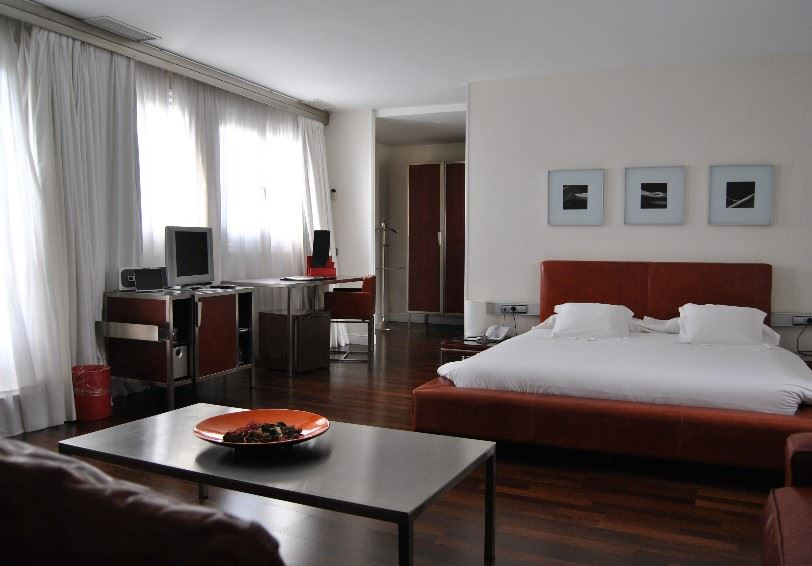 Junior Suite, Palacio Garvey Hotel, Jerez de la Frontera, Spain