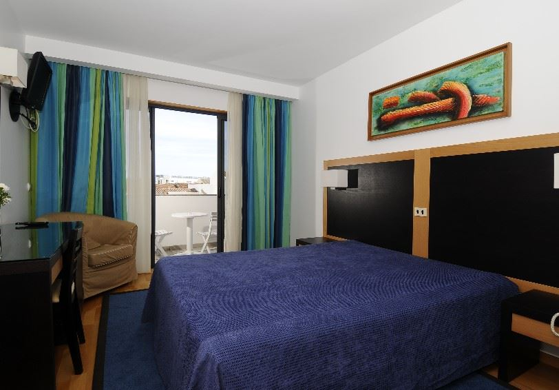 One bedroom apartment, Antillia Hotel Apartments, Ponta Delgada, Sao Miguel, the Azores