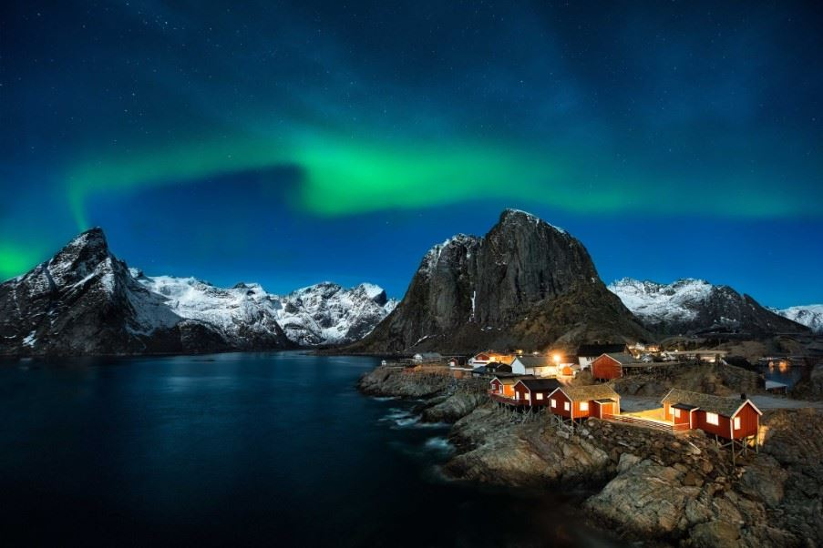 The Lofoten, Norway