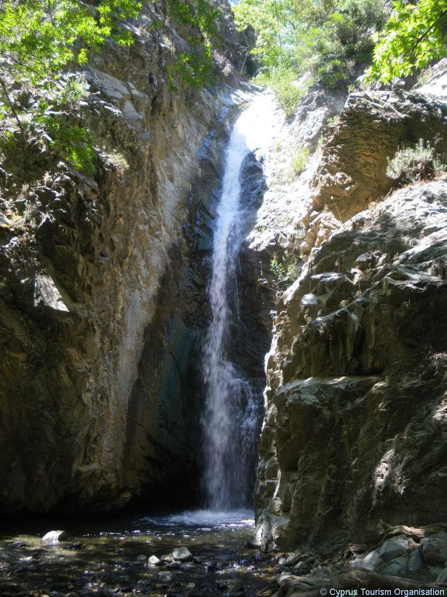 Caledonia falls, Troodos Mountains, Cyprus