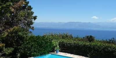 View from the Kalamaki Villas, Peloponnese