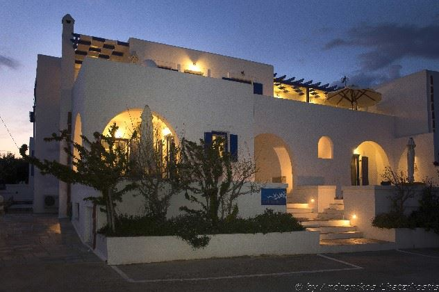 Maryianni Apartments, Avlemonas, Kythira, Greece
