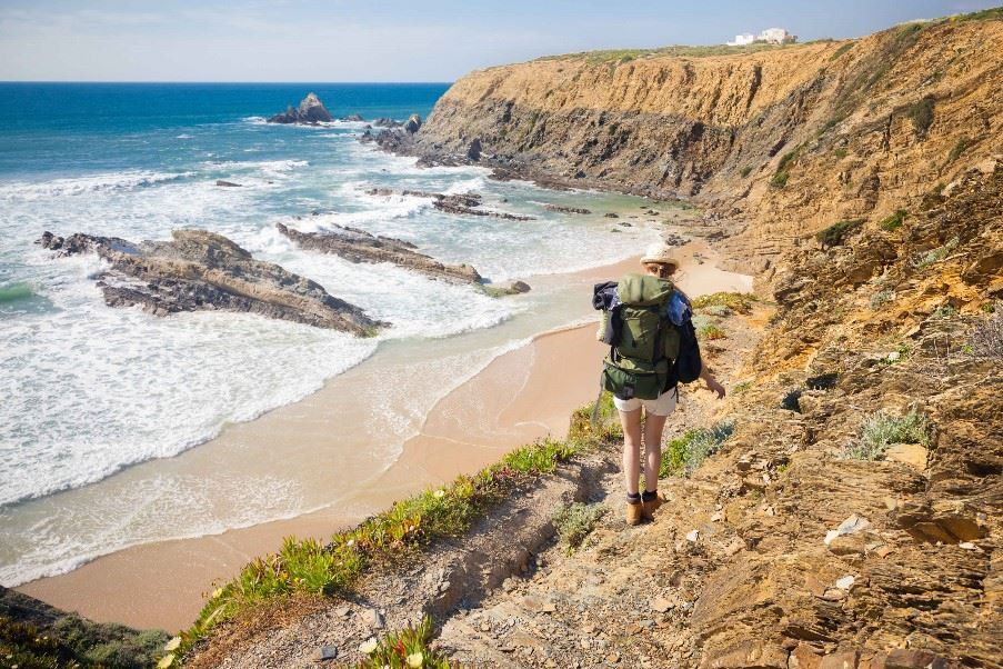 Rota Vicentina Walking Trail, Portugal