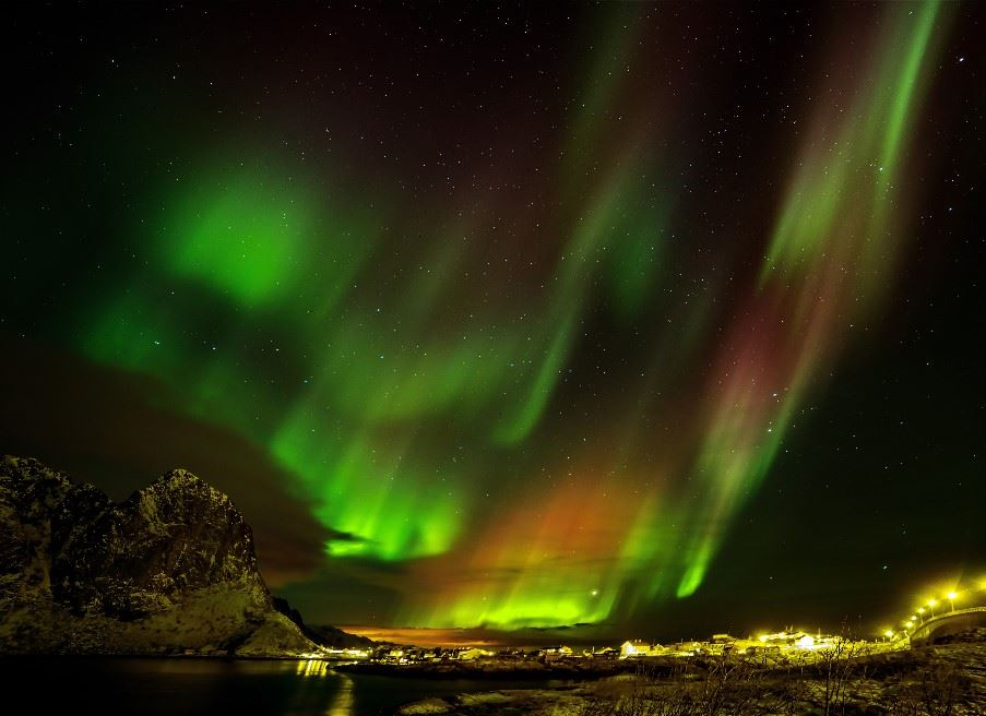 Northern Lights, Tromso, Northern Norway