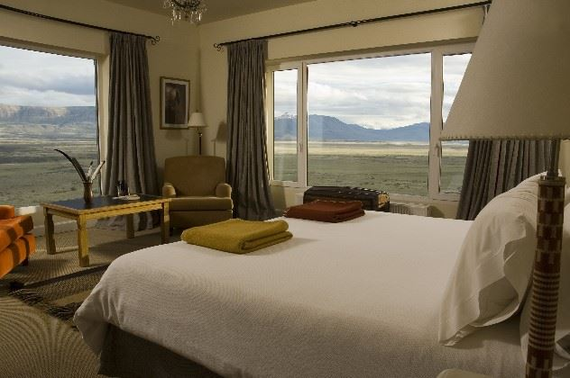 Suite, Eolo Hotel, near Calafate, Argentina