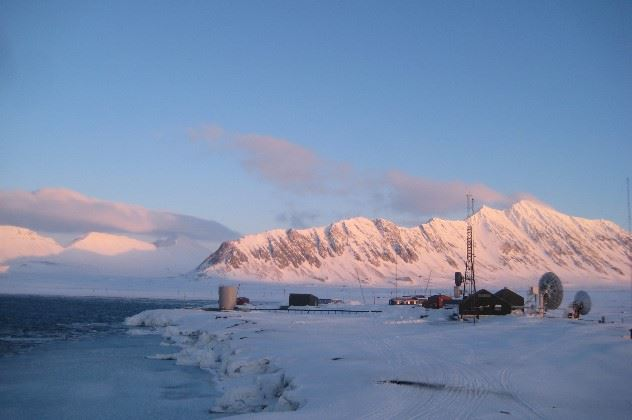 Isfjord Radio Adventure Hotel, Svalbard, Norway