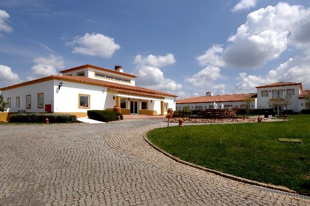 Vila Gale Hotel, Albernoa, the Alentejo, Portugal