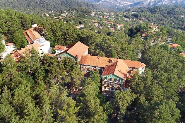 Forest Park Hotel, Platres, Cyprus
