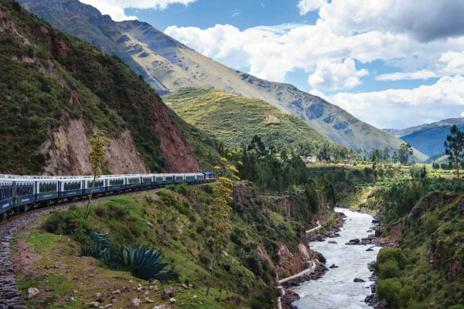 The Belmond Andean