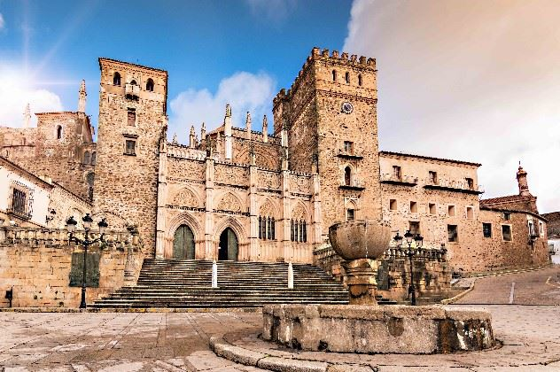 Caceres, Extremadura, Spain
