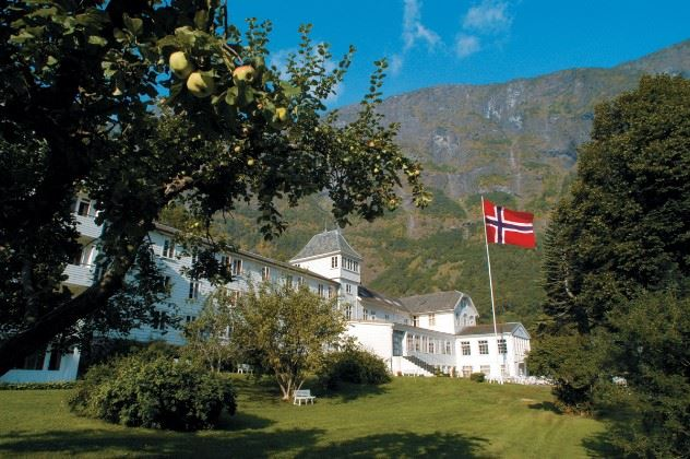 Fretheim Hotel, The Fjords, Norway