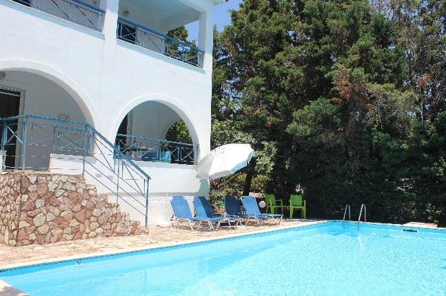 Messinia Cleo Villa, Chrani Area