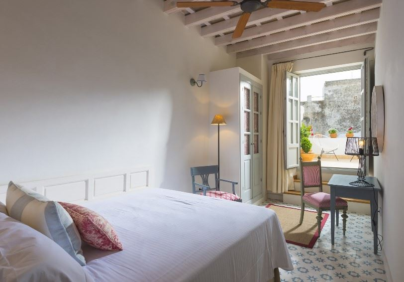 Small double room, Casa Shelly Hospederia, Vejer de la Frontera, Spain