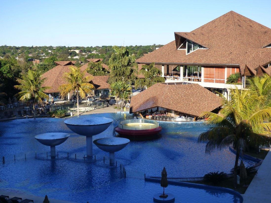 Recanto Cataratas Thermas Resort Foz Do Igua 231 U Sunvil Co Uk