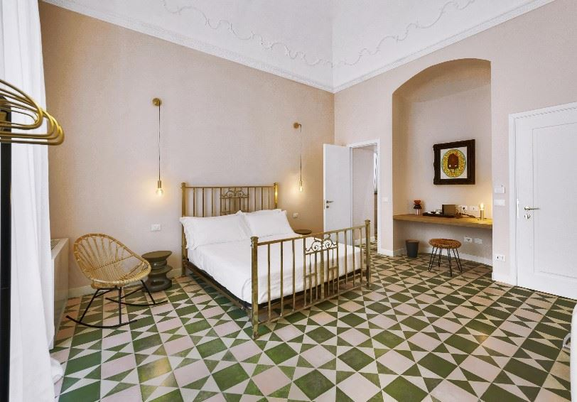 Double Room Donna Agnese, a.d. 1768 Boutique Hotel, Ragusa Ibla, Eastern Sicily