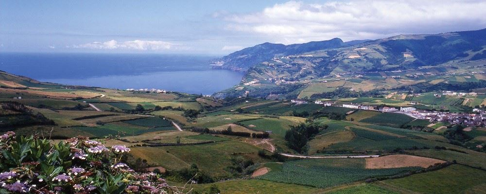 Lanscape, Sao Miguel, Azores