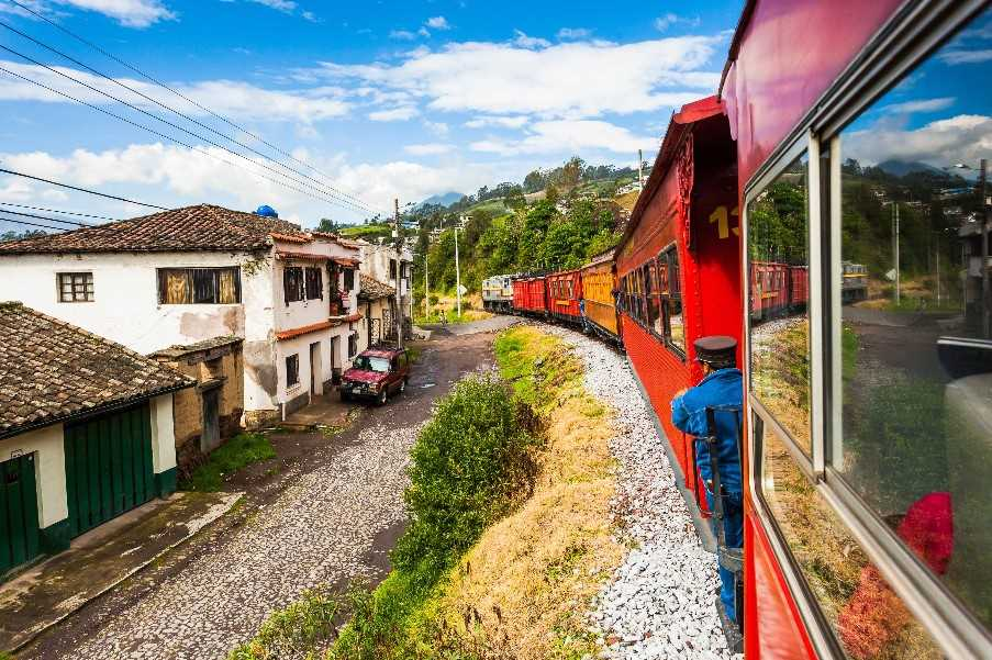 Tren Crucero (Train of Wonders)