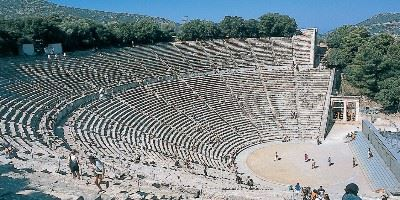 Epidavros, Greece