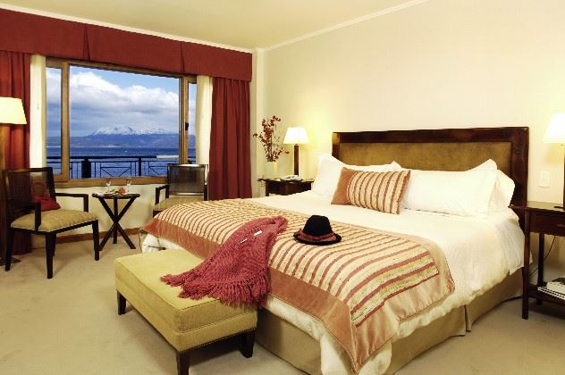 Suite Channel, Los Cauquenes Resort and Spa, Ushuaia, Argentina