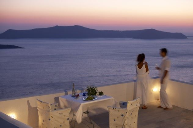 Aigialos Residences and Suites, Santorini, Greece