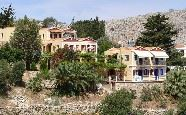 Niriides Apartments, Symi