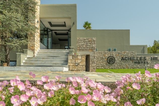 Achilles Hill Hotel, Methoni, South Peloponnese