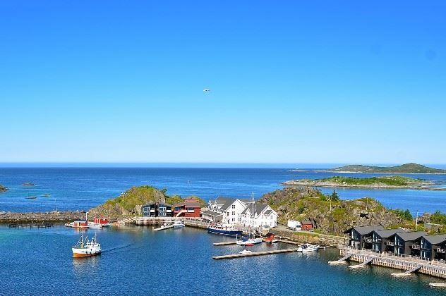 Hamn I Senja, Hamn, Northern Norway, Norway