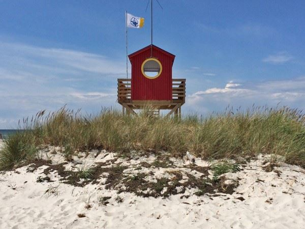 Beach at Falsterbo