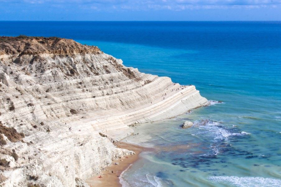 Scala dei Turchi ('The Turkish Steps'), Siciliy