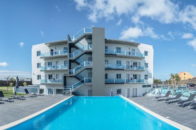 Whale's Bay Hotel Apartments, Sao Miguel, Azores
