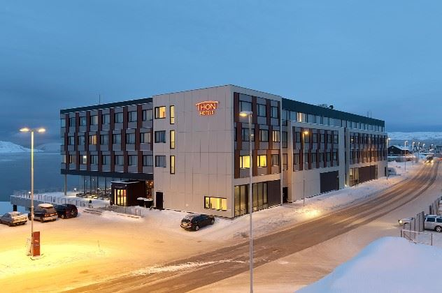 Thon Hotel Kirkenes, Kirkenes, Northern Norway