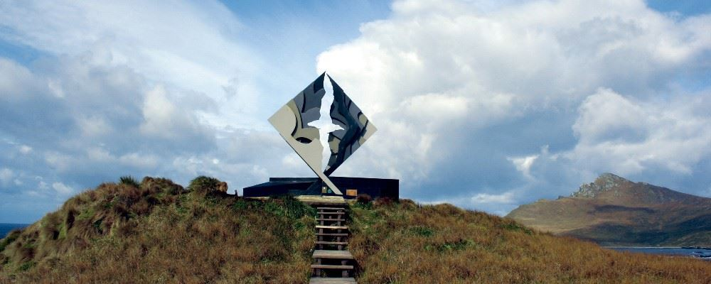 Albatross Monument at Cape Horn