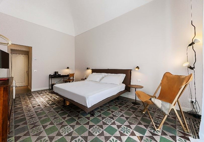 Double Room Don Nicola, a.d. 1768 Boutique Hotel, Ragusa Ibla, Eastern Sicily