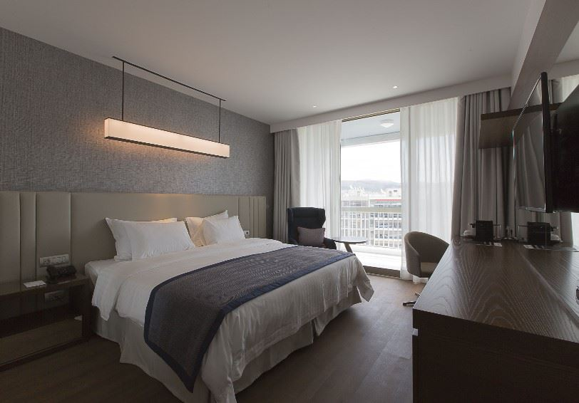 Executive city view, Makedonia Palace Hotel, Thessaloniki